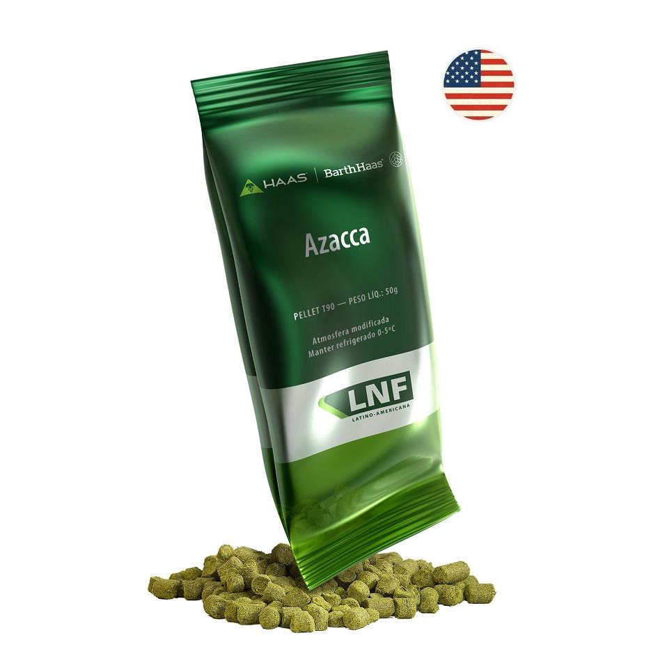 LÚPULO AZACCA - 50g (pellets)