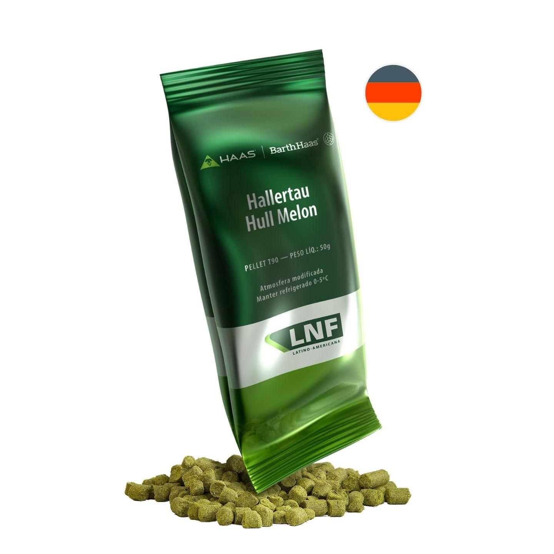 LÚPULO HÜLL MELON - 50g (pellets)