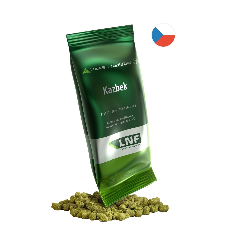 LÚPULO KAZBEK - 50g (pellets)