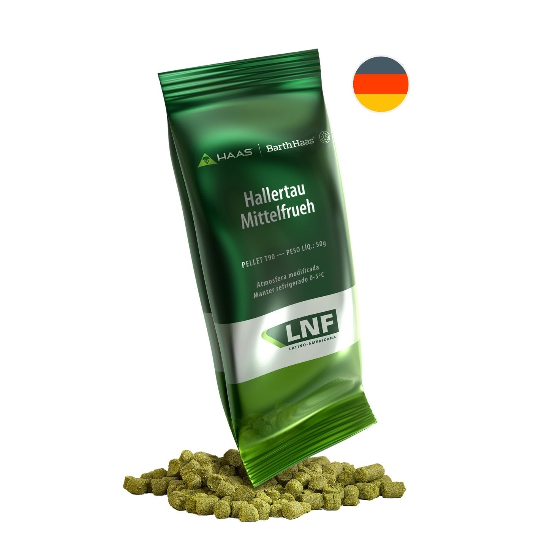 LÚPULO MITTELFRUEH - 50g (pellets)
