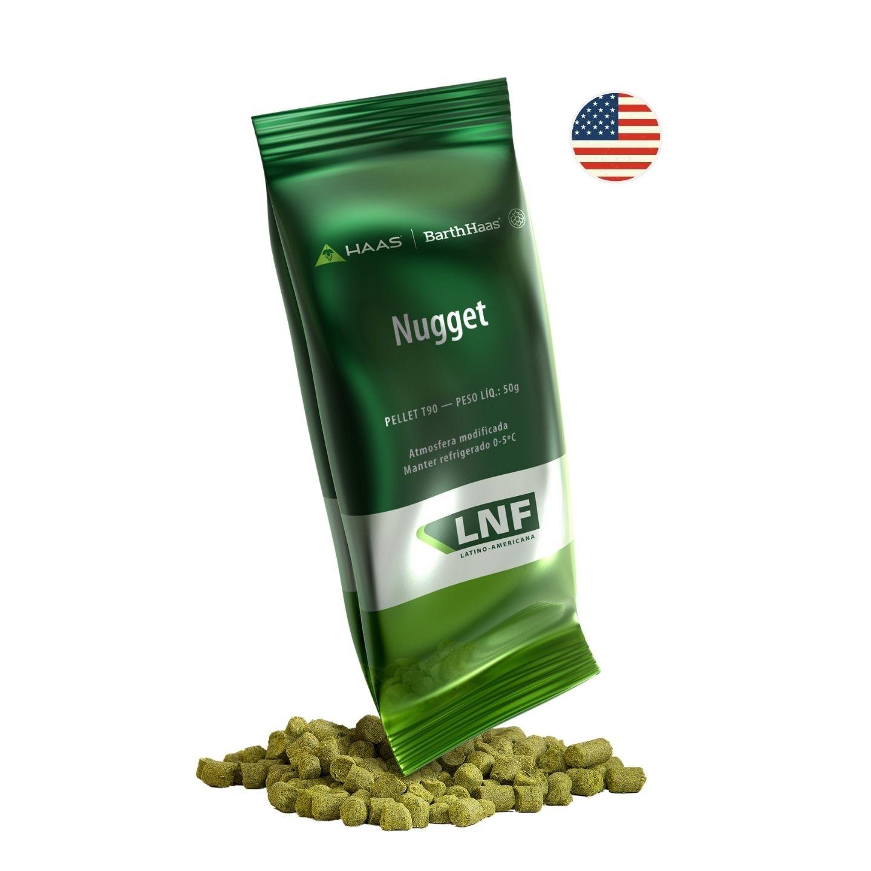 LÚPULO NUGGET - 50g (pellets)
