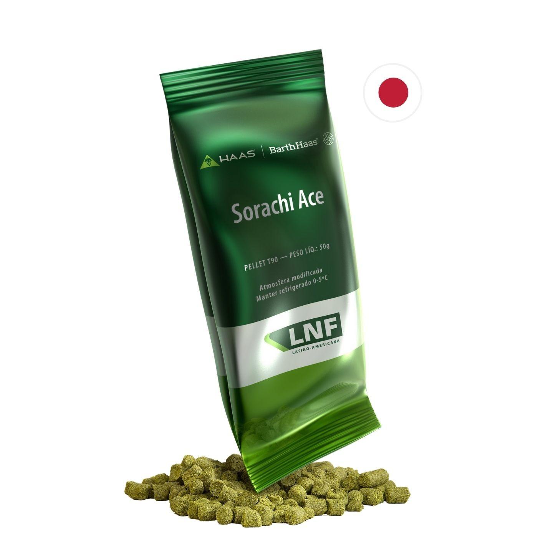 LÚPULO SORACHI ACE - 50g (pellets)