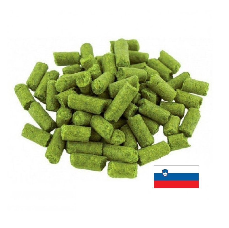 LÚPULO STYRIAN GOLDING CELEIA - 50g (pellets)