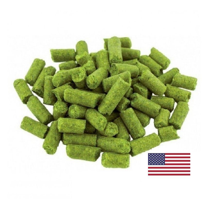 LÚPULO ZEUS - 50g (pellets)