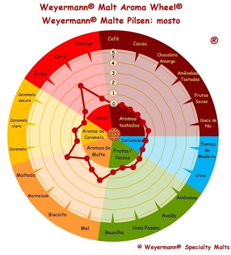 MALTE PILSEN - WEYERMANN (Alemão)