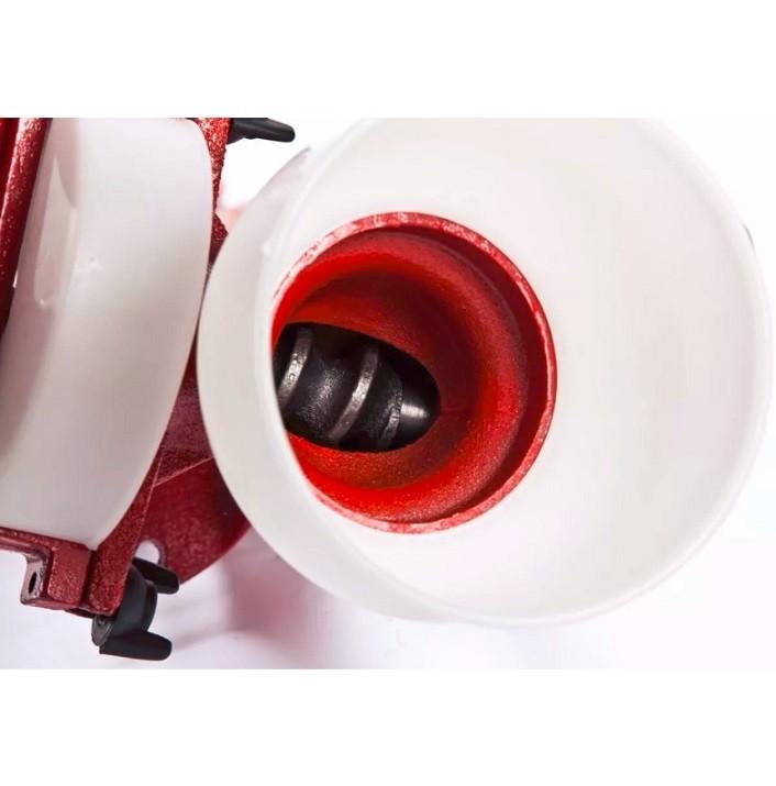 Moedor/triturador de Malte - Moinho de Discos  - Cerveja da Casa