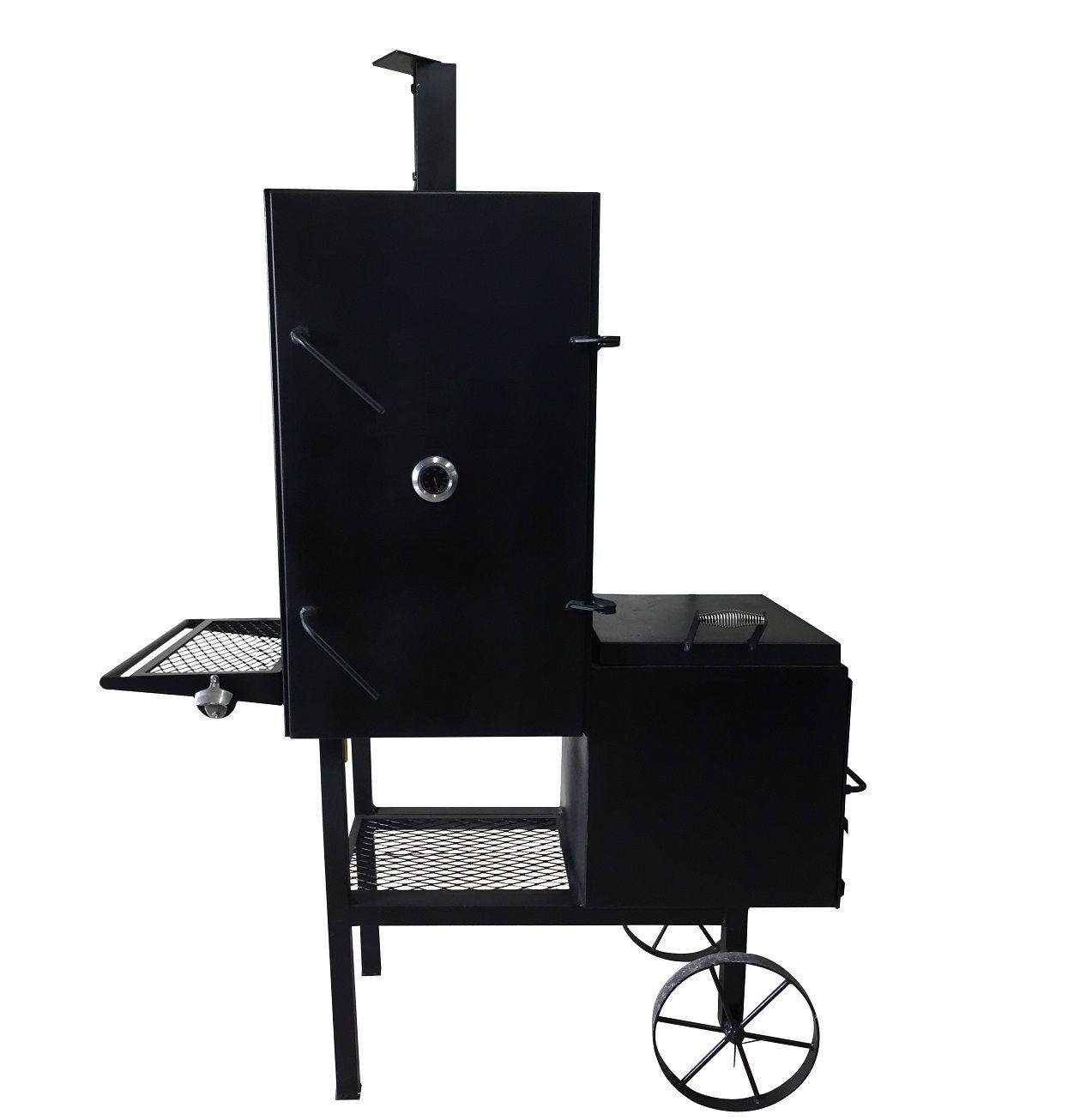 Pitsmoker Vertical  900 - Smoke & BBQ  - Cerveja da Casa