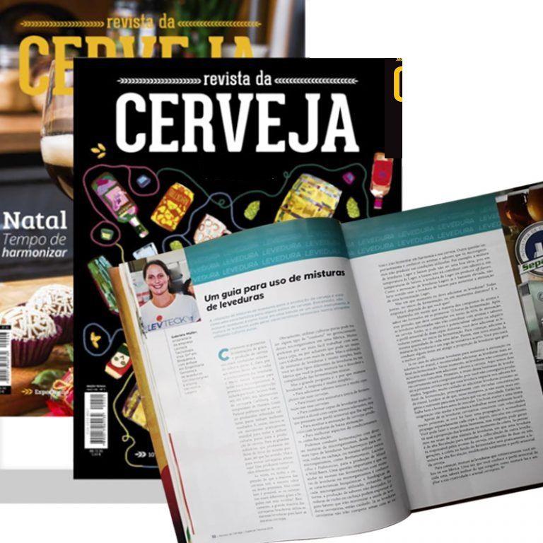 Revista da Cerveja - BRINDE