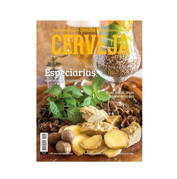 REVISTA DA CERVEJA - EDIÇÃO #25 - NOVEMBRO / DEZEMBRO 2016  - Cerveja da Casa