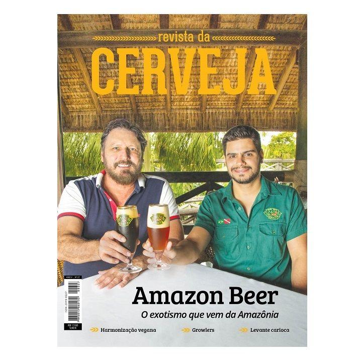 REVISTA DA CERVEJA - EDIÇÃO #27 - MARÇO / ABRIL 2017