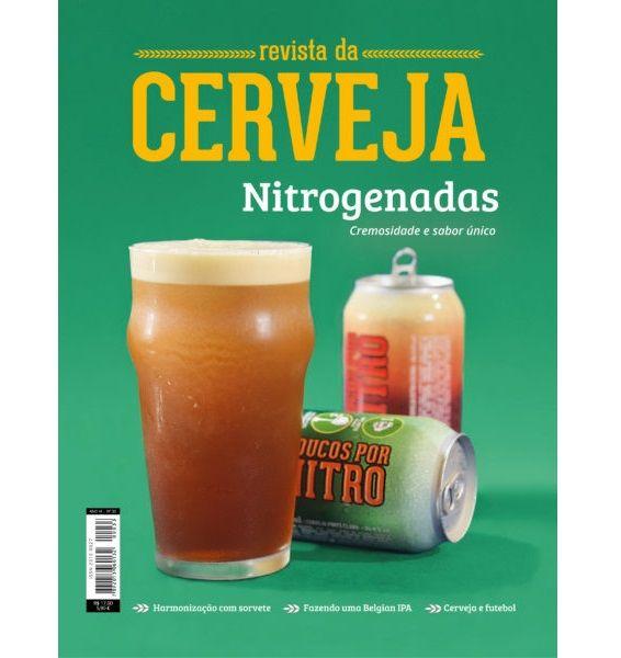 REVISTA DA CERVEJA - EDIÇÃO #33 - MARÇO / ABRIL 2018  - Cerveja da Casa