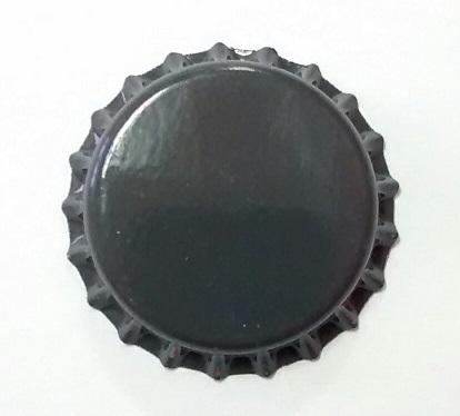 Tampinha para Garrafa - Cor Cinza Chumbo  - Cerveja da Casa