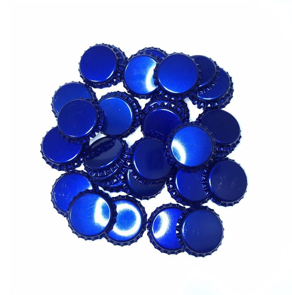 Tampinha para Garrafa - Cor Azul
