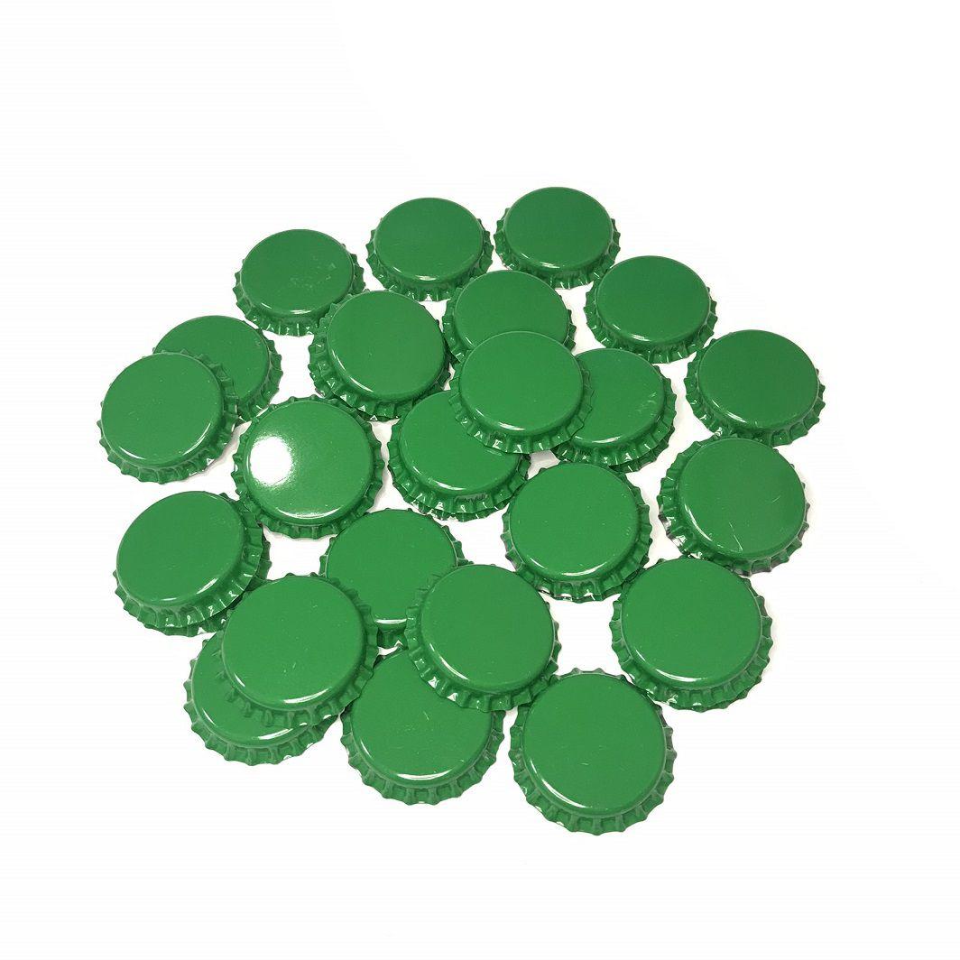 Tampinha para Garrafa - Cor Verde