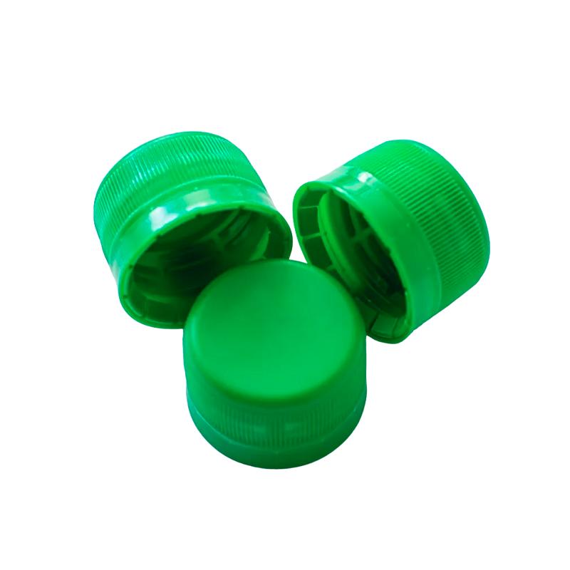 Tampinha Plástica para Garrafa / Growler Pet -  Verde