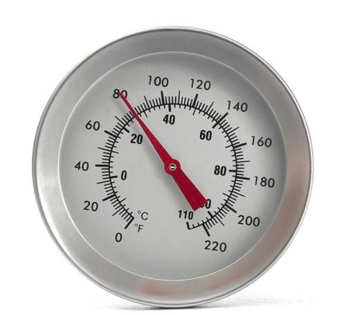 Termômetro Analógico Tipo Espeto  - Cerveja da Casa