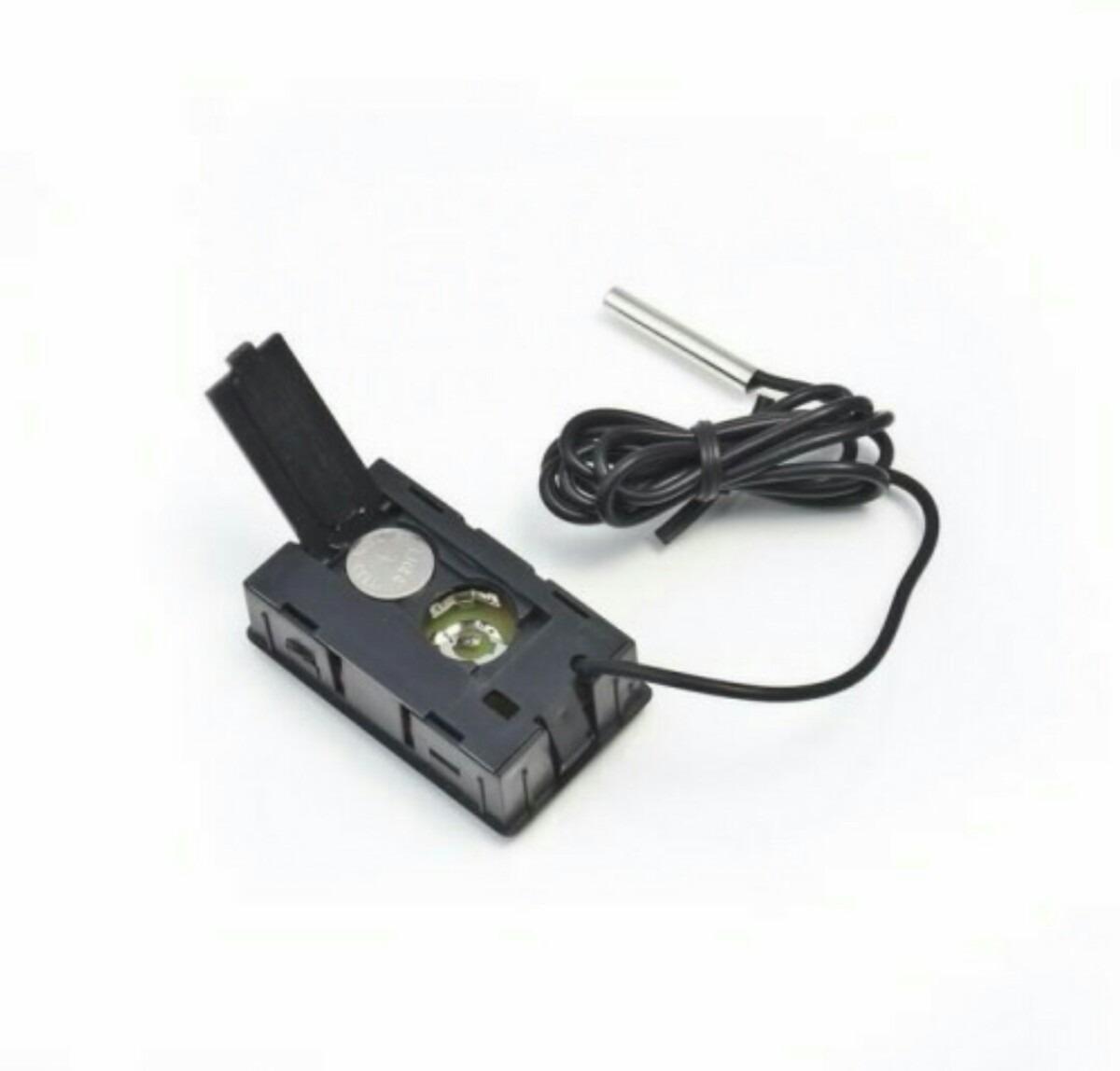 Termômetro Digital Lcd Com Sensor Externo  - Cerveja da Casa