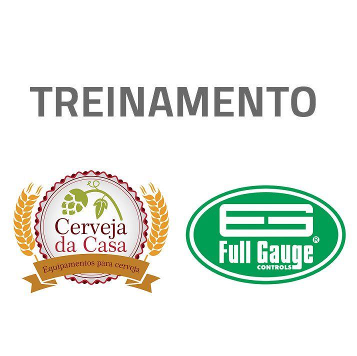 Treinamento Full Gauge + Brassagem Coletiva 04/08/2018 (presencial)