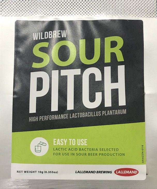 WILDBREW SOUR PITCH - LALLEMAND - Cerveja da Casa