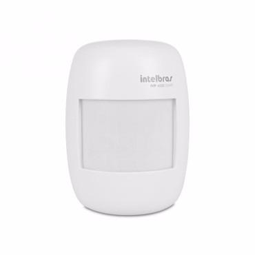 Sensor Alarme Passivo Infra Sem Fio IVP 4000 SMART Intelbras