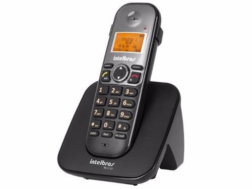 Telefone Sem Fio Com Identi Chamada Intelbras TS 5120