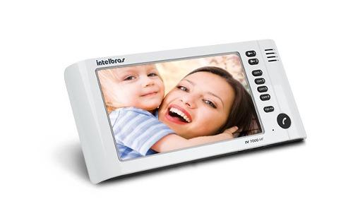 Módulo Interno Adicional com Viva Voz Para Vídeoporteiro IV 7000/7010 - IV 7000 HF IN - Intelbras
