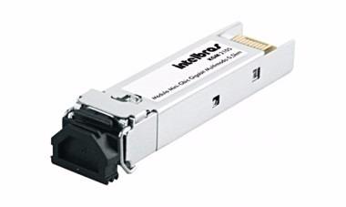 Módulo Mini-gbic Gigabit Monomodo 10 Km KGS 2110 Intelbras