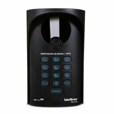 Porteiro Eletrônico Coletivo XPE 1013 PLUS Intelbras
