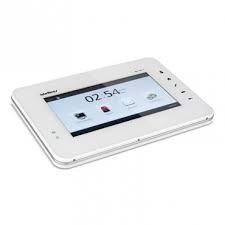 Vídeo Porteiro Coletivo Condominial White Piano TVIP 2000 HF - Intelbras