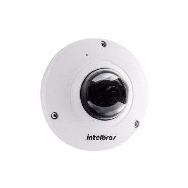 Câmera Ip Fisheye Micro SD 4 Megas VIP E6400 Intelbras