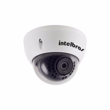 Câmera Ip Infra 20 Mts Full Hd 3.6mm VIP S4220 IK Intelbras