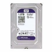 Hd Interno Wd Purple Sata 1 Tera Intelbras