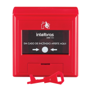 Acionador Manual Endereçável Rearmável AME 520 Intelbras