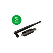 Adaptador Wireless USB 2,4GHz 300Mbps 3,5dBi  IWA 3001 Intelbras