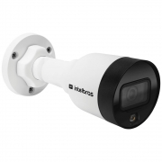 Câmera IP 2 Megapixels 3.6mm 20m PoE VIP 1220 B FULL COLOR Intelbras