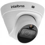 Câmera IP 2 Megapixels 2.8mm 20m PoE VIP 1220 D FULL COLOR Intelbras