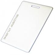 Cartão De Acesso Clamshell Crachá RFID 125 Khz - Linear