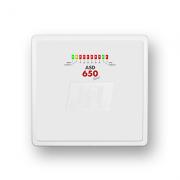 Central de Alarme Convencional com 6 Zonas ASD 650 Sinal JFL