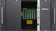 Central Telefônica Pabx Rack Híbrida (Sem Placas) IMPACTA 140 Intelbras