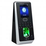 Controlador de Acesso Facial Biometrico Senha Cartão  SS 710 Intelbras