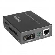 Conversor De Mídia Gigabit Multimodo 0,5km Intelbras KGM 1105