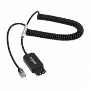 Cordão Inteligente Para Headset QD-RJ9 QDI 10 Intelbras