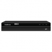 DVR Stand Alone 04 Canais 1080P LITE MULTI HD MHDX 1204 Intelbras