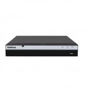 Gravador de Vídeo IP NVR 4 Canais 4K PoE NVD 3204P Intelbras