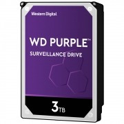 Hd Interno Wd Purple Sata 3 Teras WD30PURZ Intelbras