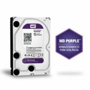 Hd Interno Wd Purple Sata 8 Teras Intelbras