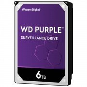 Hd Interno Wd Purple Sata 6 Teras WD60PURZ Intelbras