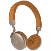 Headset Bluetooth Focus Style Gold Intelbras
