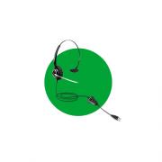 Headset Corporativo Conexão USB THS 55 USB Intelbras