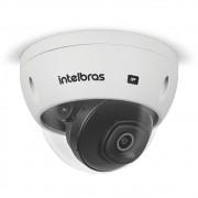 Kit 4 Câmeras IP 2 Megapixels 40m Inteligência Artificial VIP 3240 D IA Intelbras